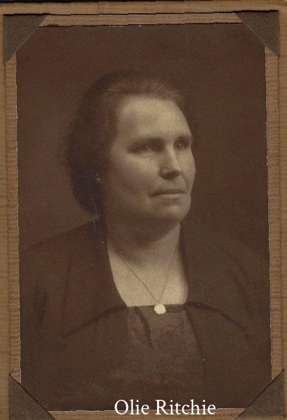 Olie Ritchie