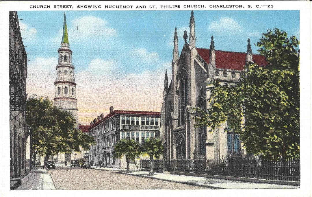 Charleston, S.C. Church