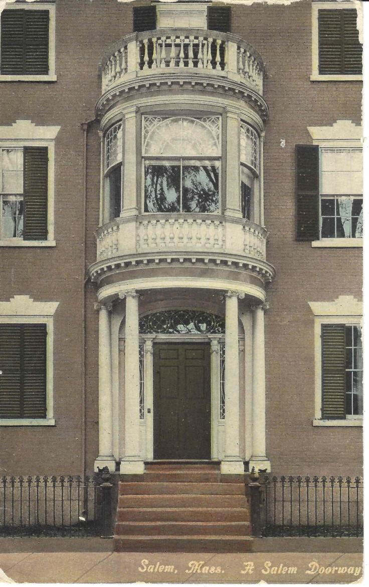 Salem Doorway