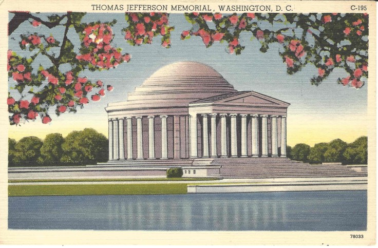 Thomas Jefferson Memorial, Washington