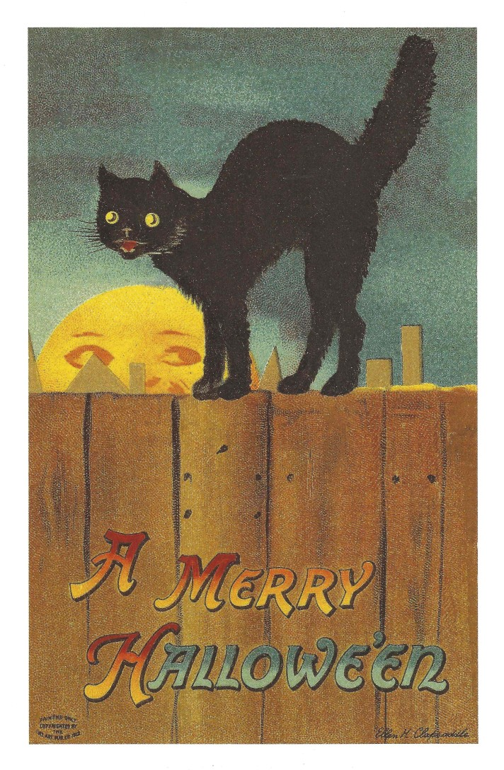 A Merry Hallowe'en