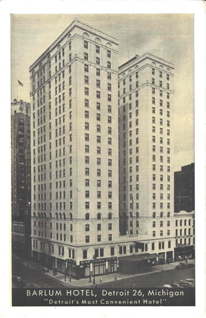 Barlum Hotel