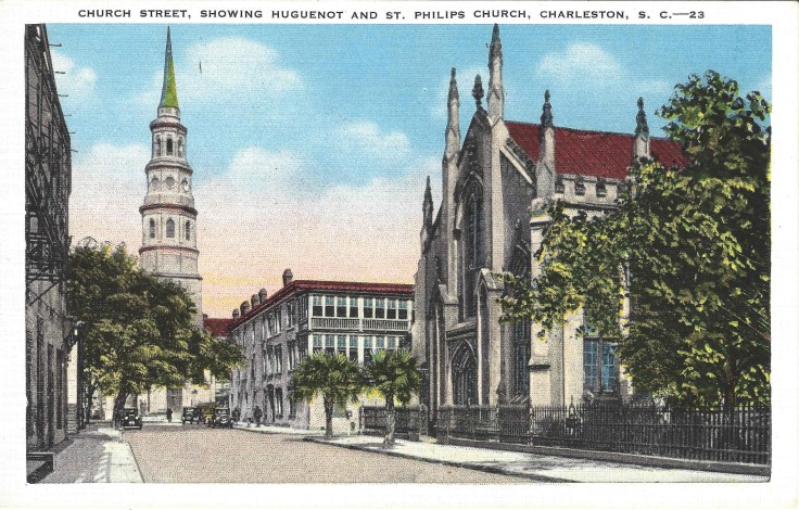 Churches in Charleston SC