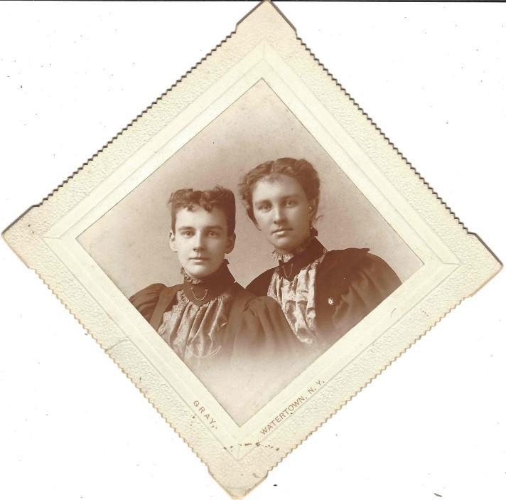 Grace & Luta McAfee