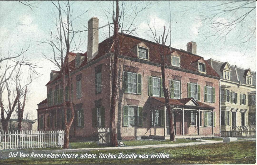 Old Van Rensselaer House