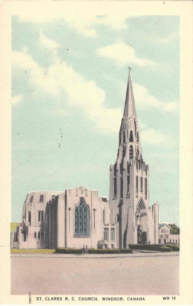 St Clares R.C. Church Windsor