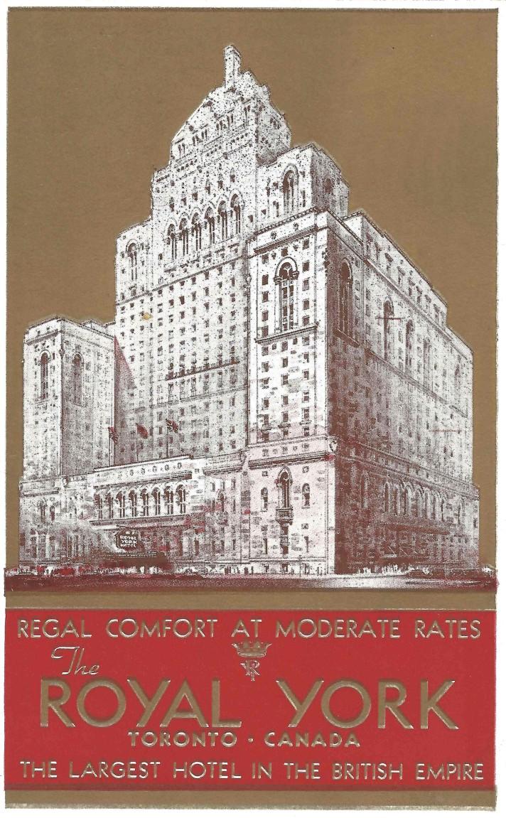 The Royal York
