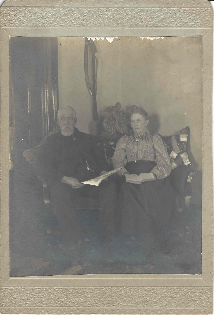 William Flansburg & Wife