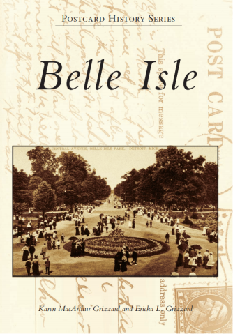 Belle Isle Book Cover
