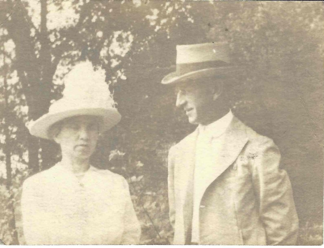 Mr. & Mrs John A Miner