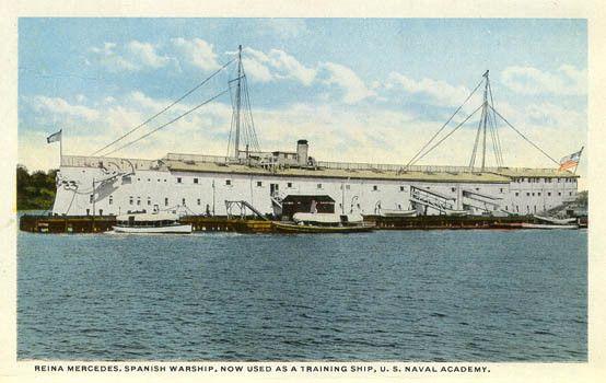 USS Reina Mercedes