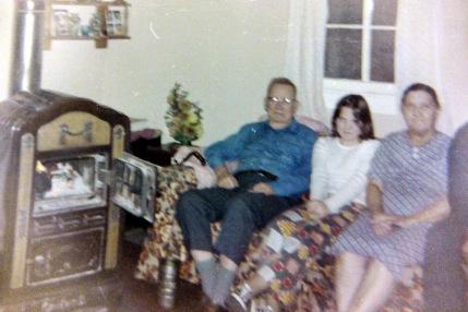 Grandma and Grandpa and Karen
